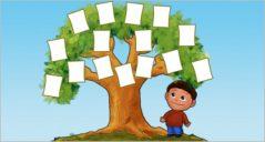 5 Generation Family Tree Templates