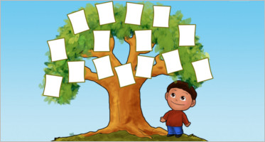 13 editable 5 generation family tree templates
