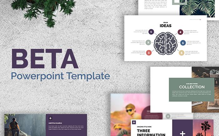 Beta - PowerPoint Template
