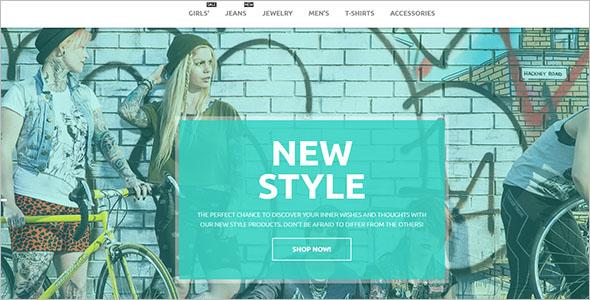Alternative Style PrestaShop Theme