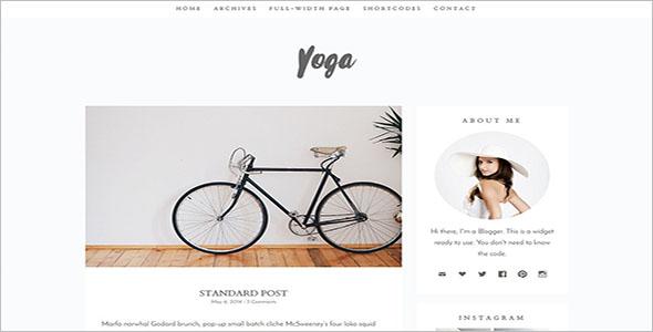 Amazing Lifestyle Blog Theme