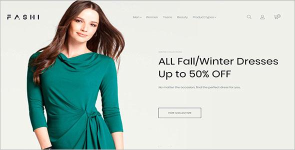 Apparel Store Magento Theme