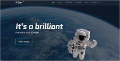 Astronomy WordPress Theme