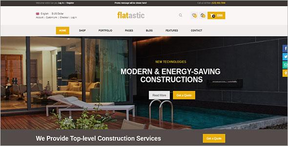 Attractive HTML Website Theme
