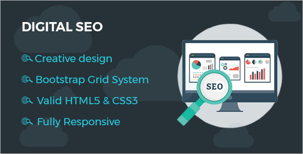 Awesome HTML Page Template