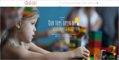 Baby Shop Joomla Template