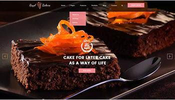 Bakery Joomla Templates