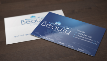 Beauty Business Card Templates