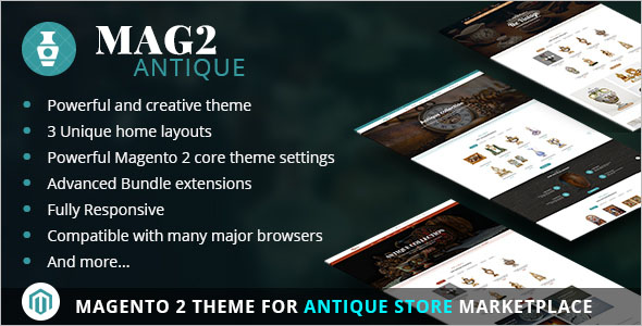 Best Art Store Magento Theme