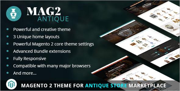 Best Art Store Magento Theme