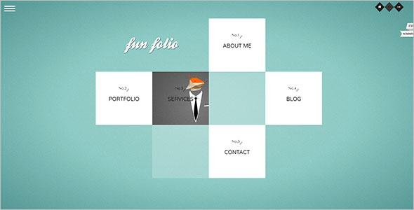 Best Attractive HTML Website Theme