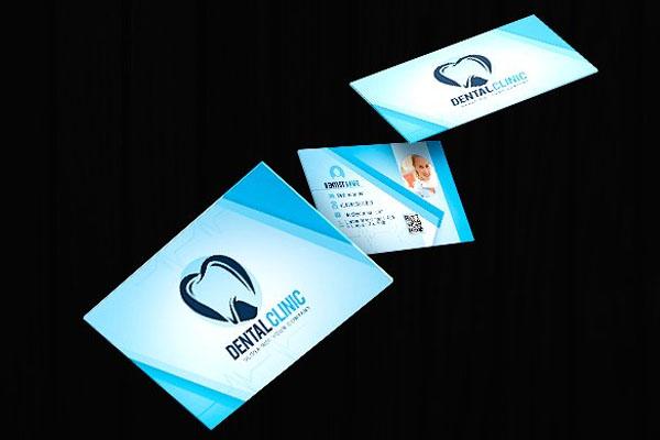 Best Dental Care Business Card Template