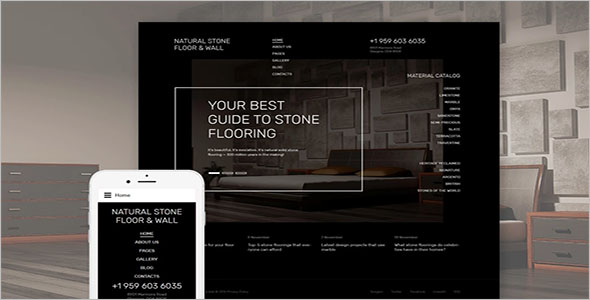 Best Furniture Bootstrap Template