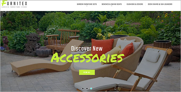 Best Furniture Magento Theme