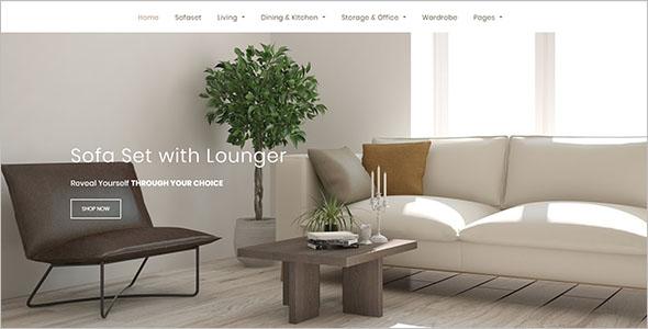 Best Interior Furniture Blog Theme