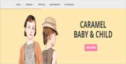 Best Kids Joomla Template