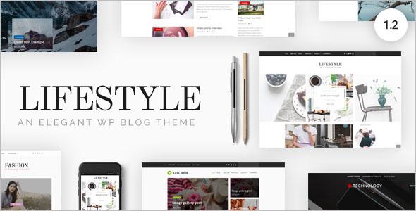 Best Lifestyle Blog Theme