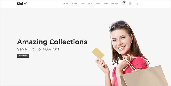 Best Retail Blog Theme