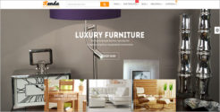 Best Selling Furniture Blog Theme