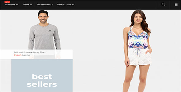 Best Selling Magento Theme