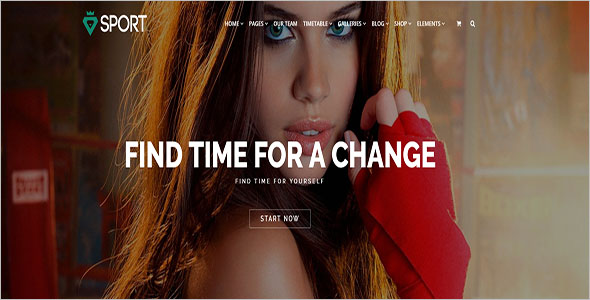 Best Sport WordPress Theme