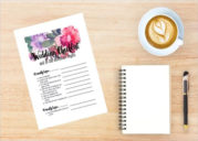 Best Wedding Checklist Template