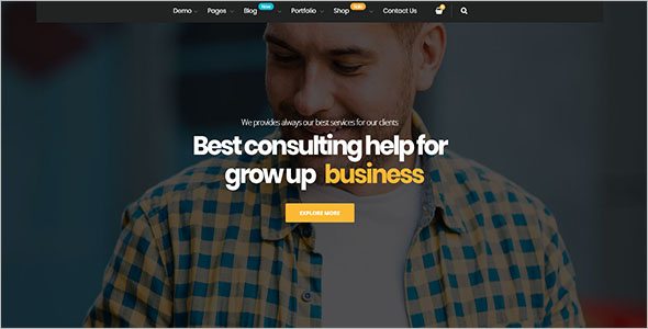 Best WordPress Theme For Business