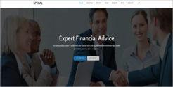 Best WordPress Theme For Financial