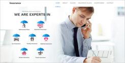 Best WordPress Theme For Insurance