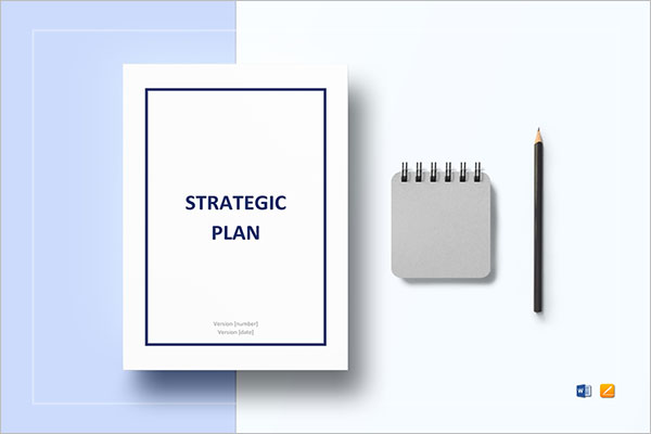 Blank Sales Strategy Template
