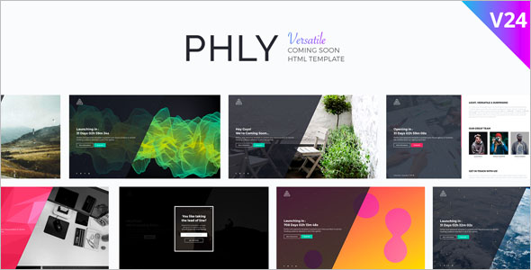 Business Agency Bootstrap Template