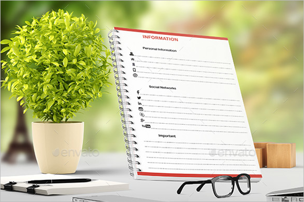 Business Agenda Planner Template