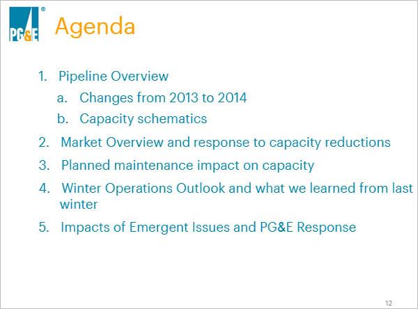Business Agenda Templates PDF