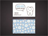 Business Card ForDental Care