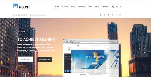 Business Company Drupal Theme