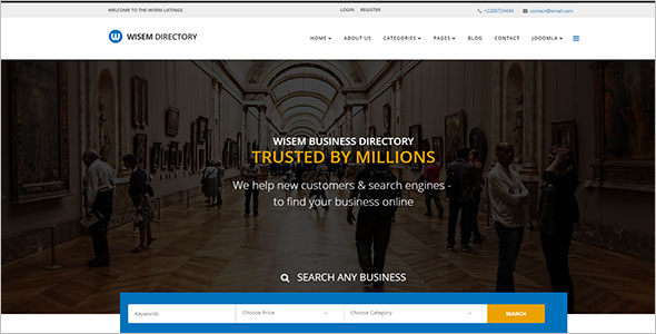 Business Drupal Theme