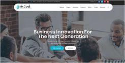 Business Services Joomla Theme
