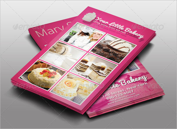 Catering Service Business Card Bundle