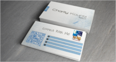 Charity Business Card Templates