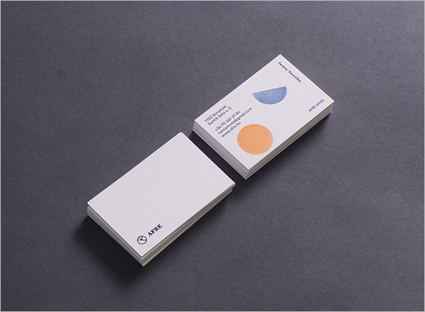 Children's Charity Business Card Template