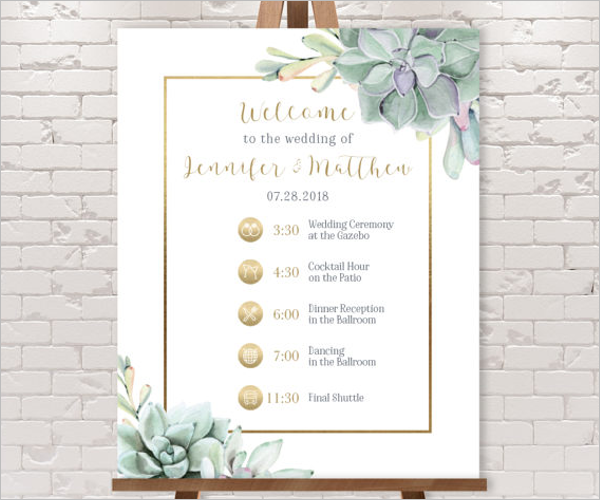 Christmas Party Agenda Template