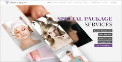 Clean Beauty WordPress Theme