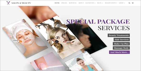 Clean Beauty WordPress Theme