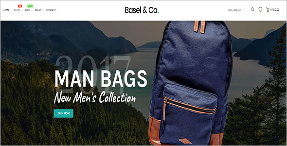 Clean Multipurpose Prestashop eCommerce Theme
