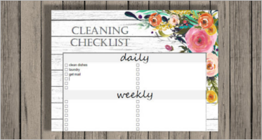 43 Cleaning Checklist Templates Free Pdf Word Excel Formats