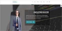 Commercial Non-Profit Blog Template