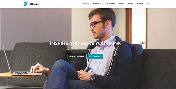 Company Drupal Bootstrap 3 Template