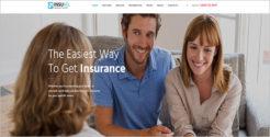 Company Insurance WordPress Theme