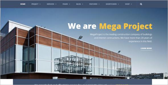 Company Profile Bootstrap Template