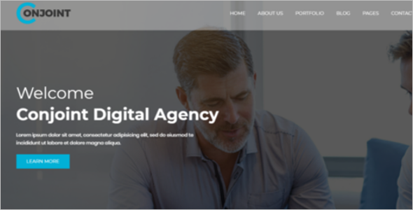 Company Website Responsive Template